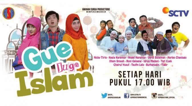 Biodata Pemain Gue Juga Islam SCTV