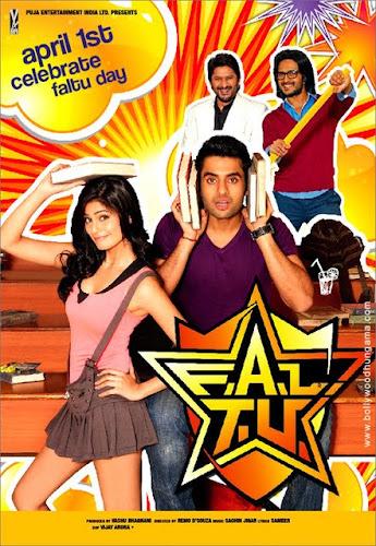 F.A.L.T.U. (2011) Movie Poster