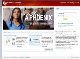 University of Phoenix Login