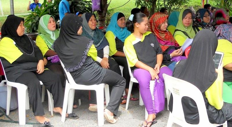 Kenangan Sebelum Merdeka Di Taman Rasa Indah, Rasa, Selangor