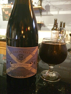Schubros Inverness Bourbon Wee Heavy Ale 1