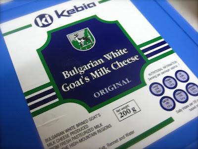 kebia goat's milk feta