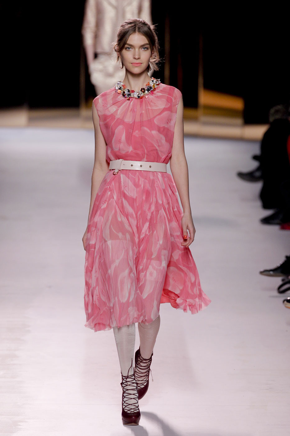 via fashioned by love | Nina Ricci Fall/Winter 2011 collection
