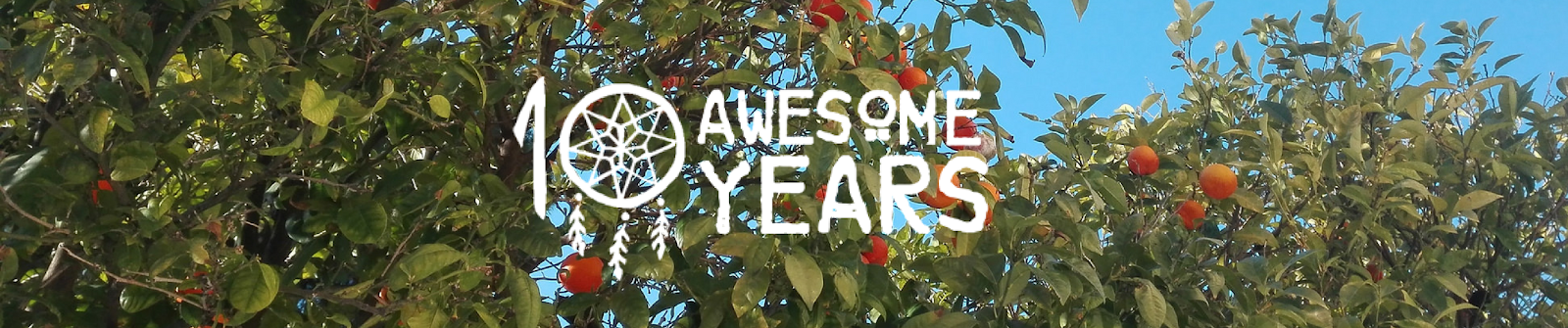 Ten Awesome Years