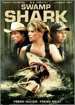 Assistir O Tubarão do Pântano – Dublado 2014