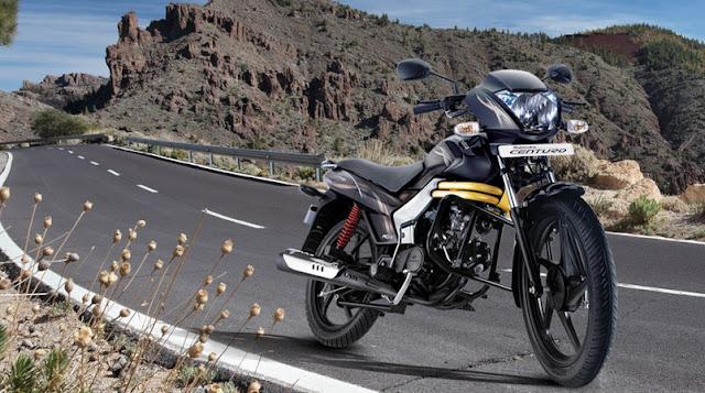 Mahindra Centuro 110cc On road Price