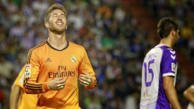 بلد الوليد ينتزع التعادل من ريال مدريد ويضعف آماله في اللقب