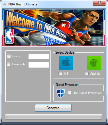 NBA Rush cheat
