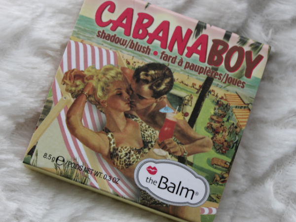 The Balm - Cabanaboy blush.