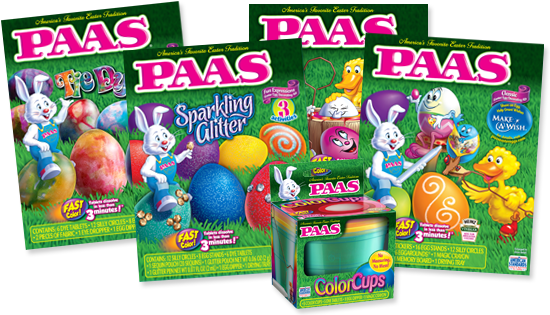 DebsHere: PAAS Easter Egg Dye and Heinz Vinegar Review
