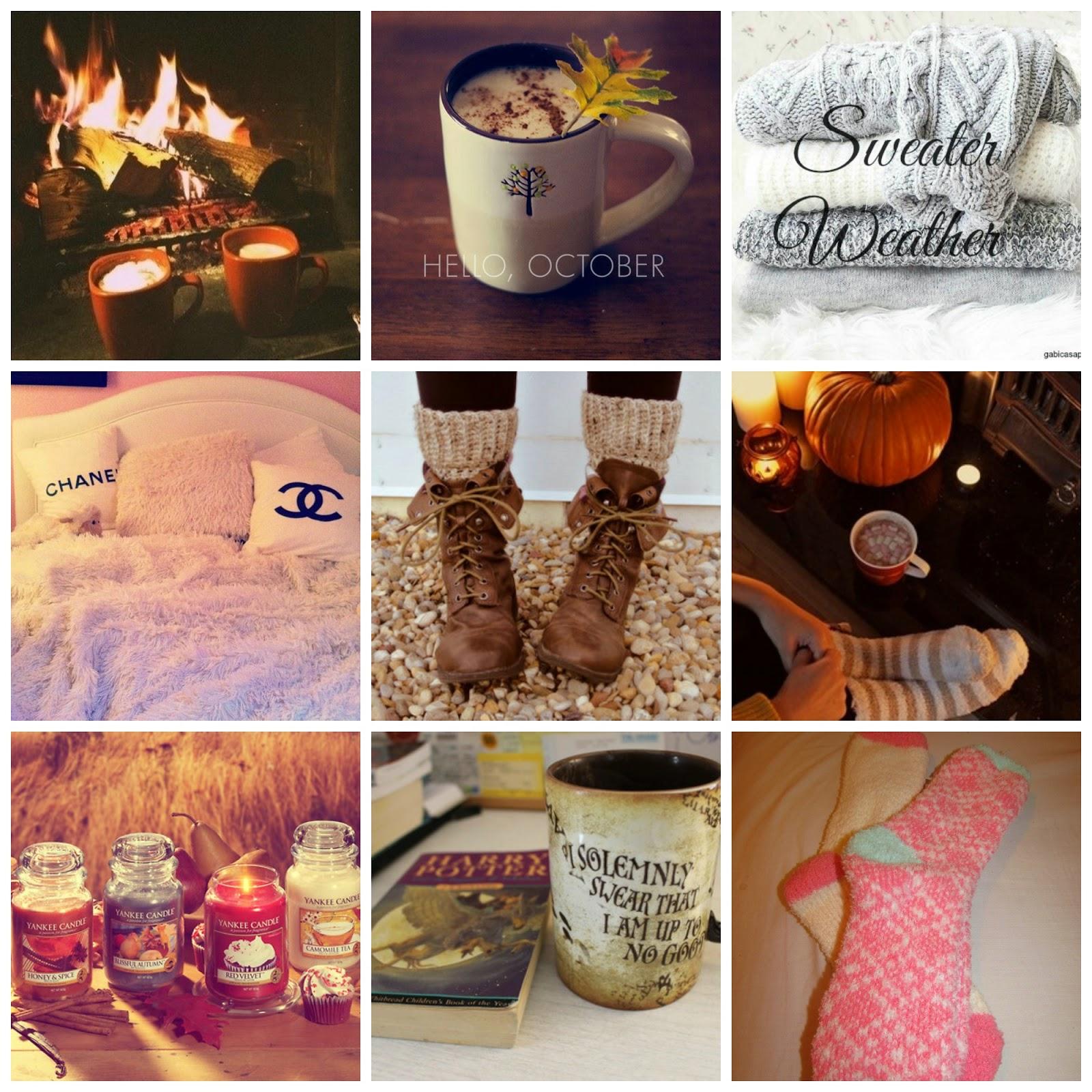 My Fall Favorites ❤