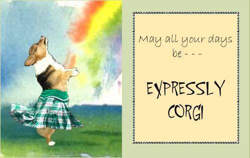 Expressly Corgi