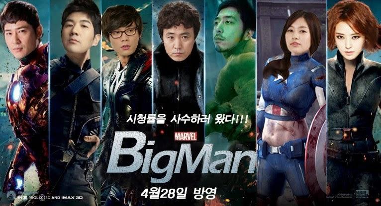 Người Đàn Ông Vĩ Đại - Big Man - 2014