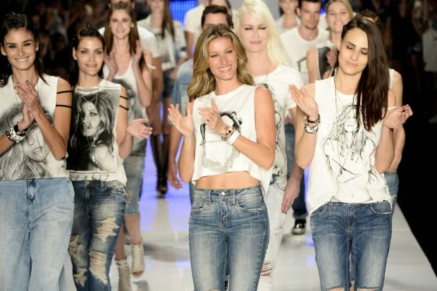 Eniwhere Fashion - News on Fashion - Gisele Bundchen