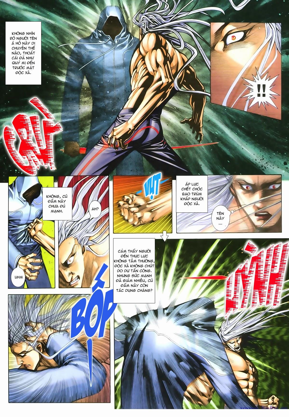 Tuyệt Địa Thiên Hành chap 8 Trang 9 - Mangak.info