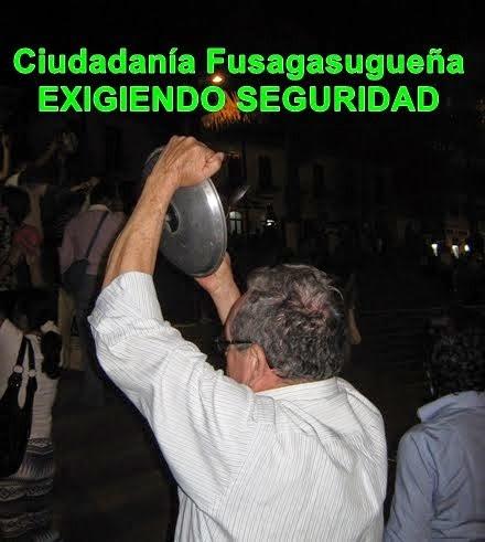 FUSAGASUGÁ: Ciudadanos exigen seguridad.