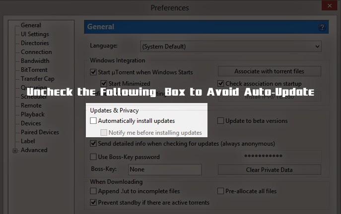 uTorrent PRO 3.4.2 build 38758 Stable + Crack Screenshot 2