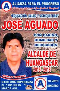 HUANGÁSCAR, EL CAMBIO