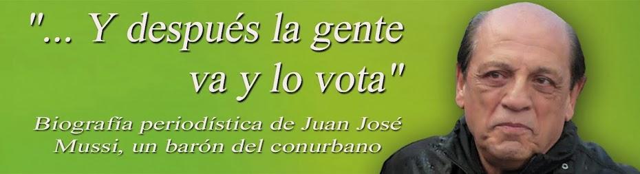 """""""...Y después la gente va y lo vota"""""""