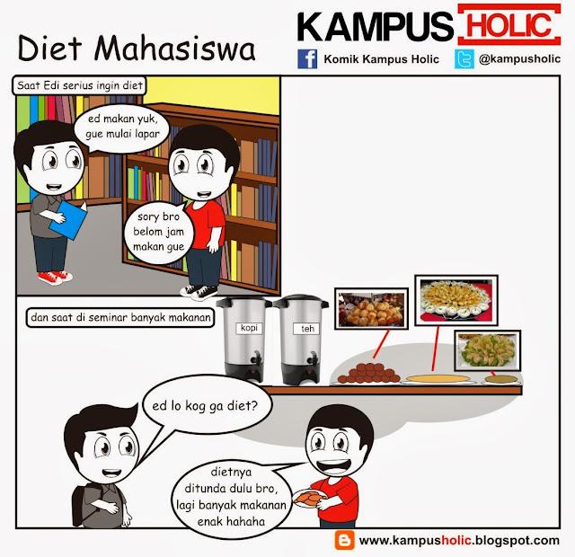 #339 Diet Mahasiswa