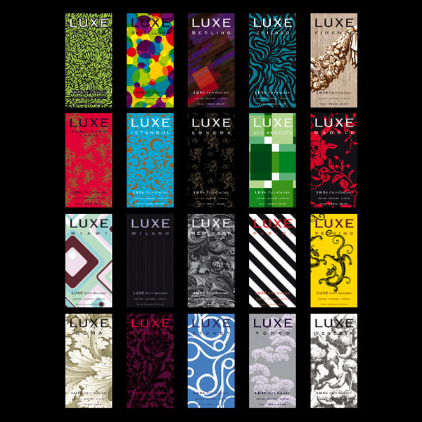 Cool city guides on Design and fashion recipes: Luxe city guides
