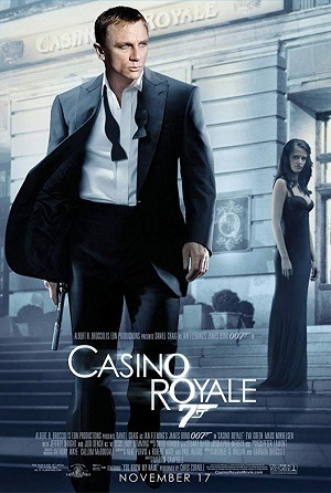 007 - Cassino Royale Blu-Ray Filmes Torrent Download capa