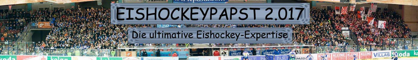 EISHOCKEYPAPST 2008 - 2017