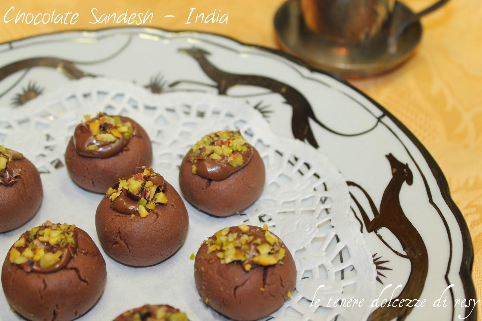 Bhapa Sandesh Indian Cupcakes Recipe — Dishmaps