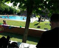 <b>Miqui Puig</b> a la piscina!