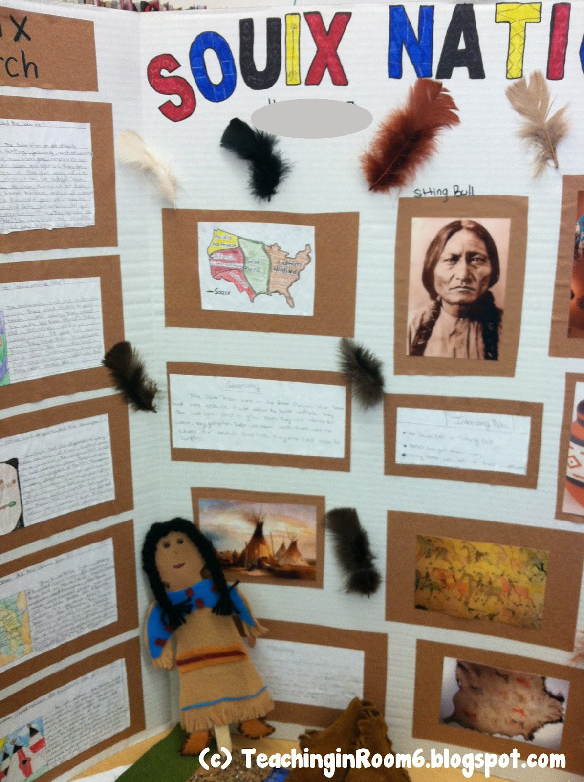 Doing a Native American museum requires the students to do research, make crafts, create clothing, build a home, and generally learn a LOT about the Pre-Columbian Native Americans living in the area.