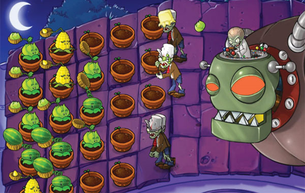 Plants vs zombies 2 coming next spring