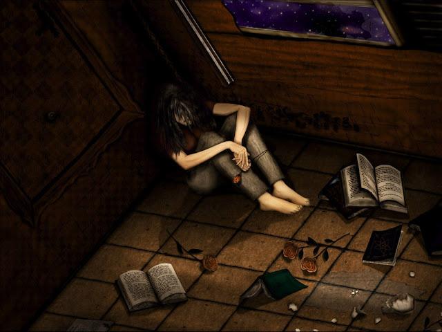 Isolamento social e a depressão