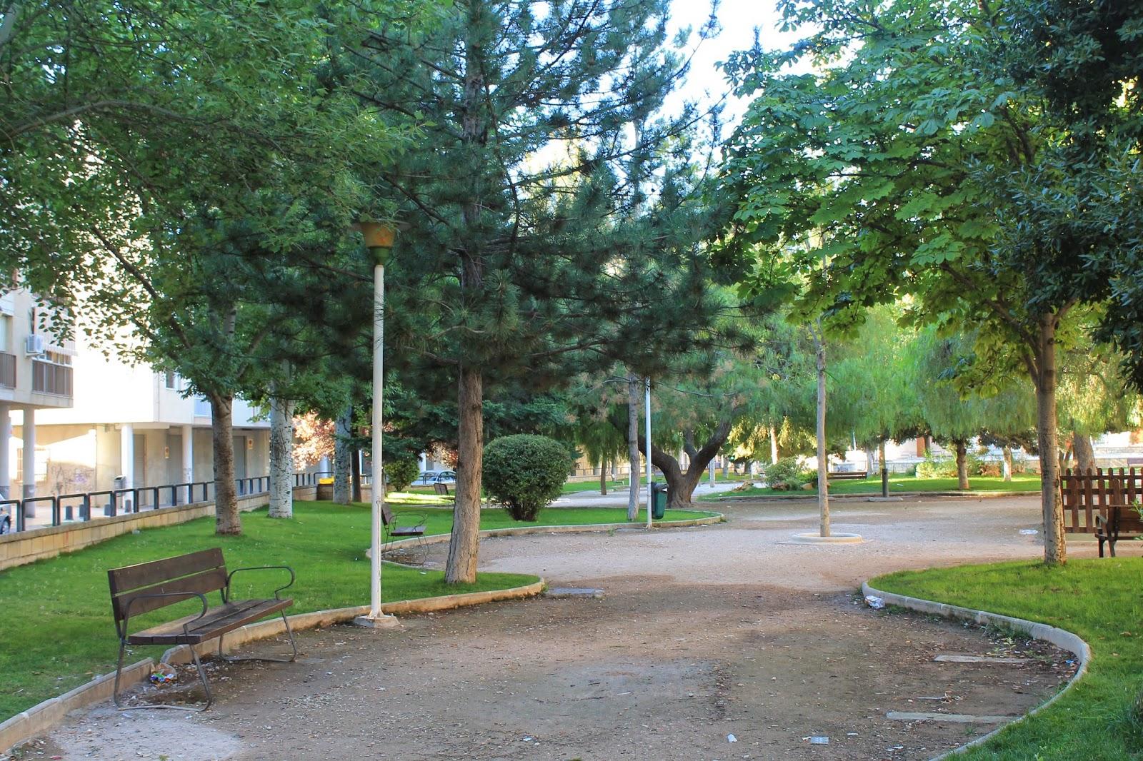 A diez minutos del centro 71 caravaca de la cruz for Barrio ciudad jardin