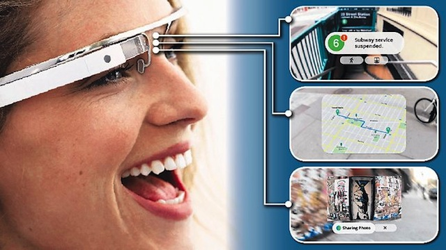 Google Glass Features