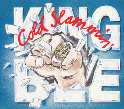 King Bee – Cold Slammin (VLS) (1991) (VBR)