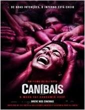 Canibais dublado 2014