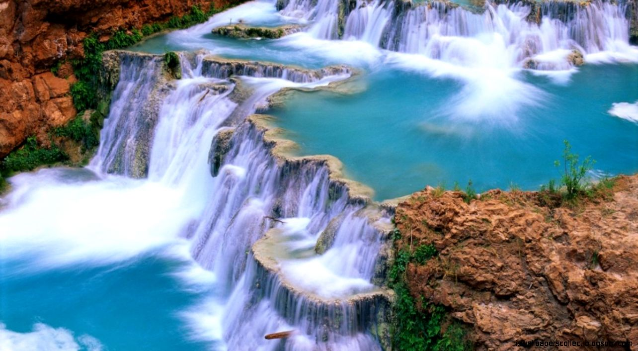 beautiful wallpapers waterfall wallpapers collection
