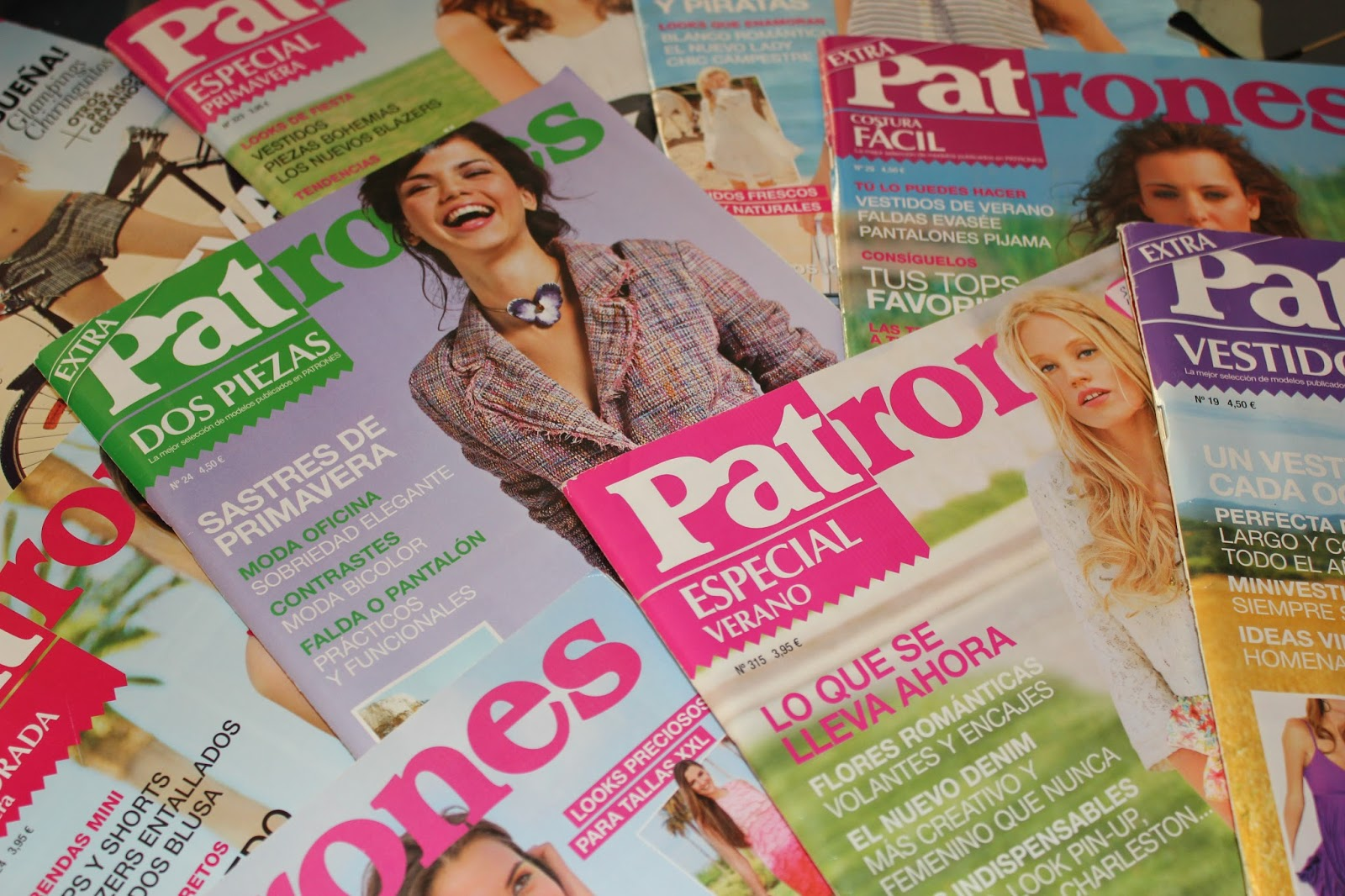 Las mejores revistas de costura y de patrones :D | | Oh, Mother Mine ...