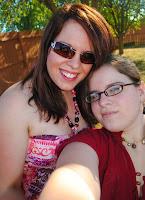 Sarah and I