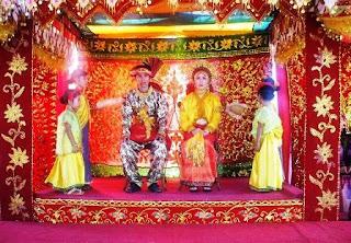 Pesta pernikahan-Kapanca Mbojo Bima