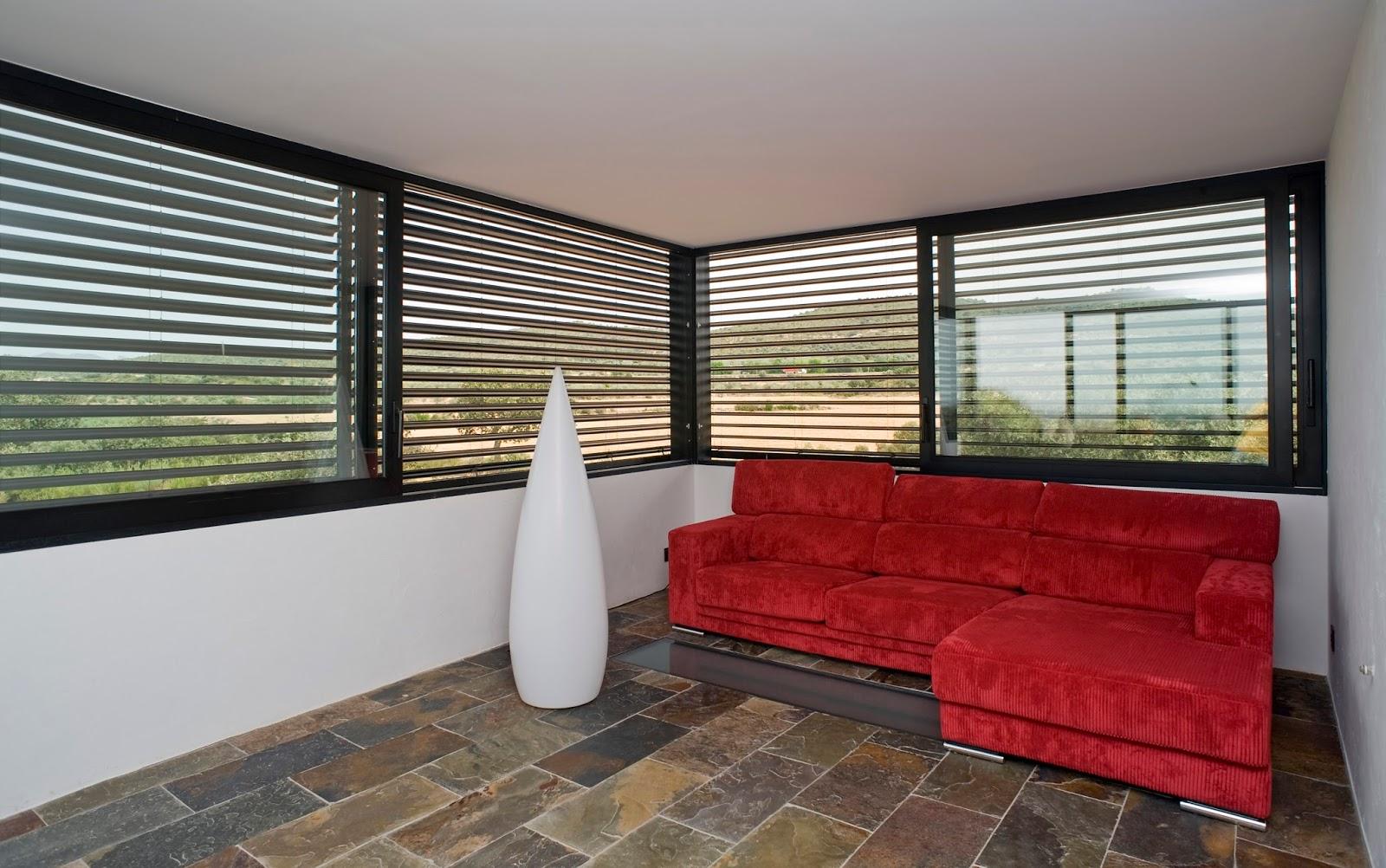 Agosto 2013 for Cortinas de casas modernas