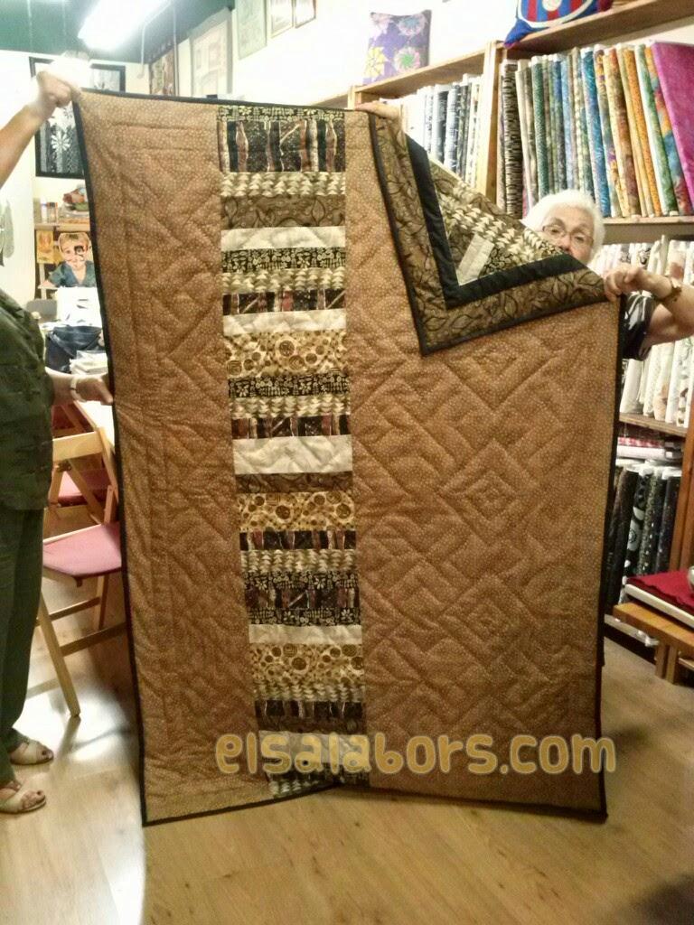 Elsa labors patchwork barcelona blog de nuestra tienda - Telas africanas barcelona ...