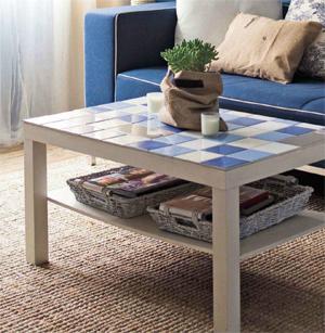 Idee Regalo fai da te: Tavolino fai da te