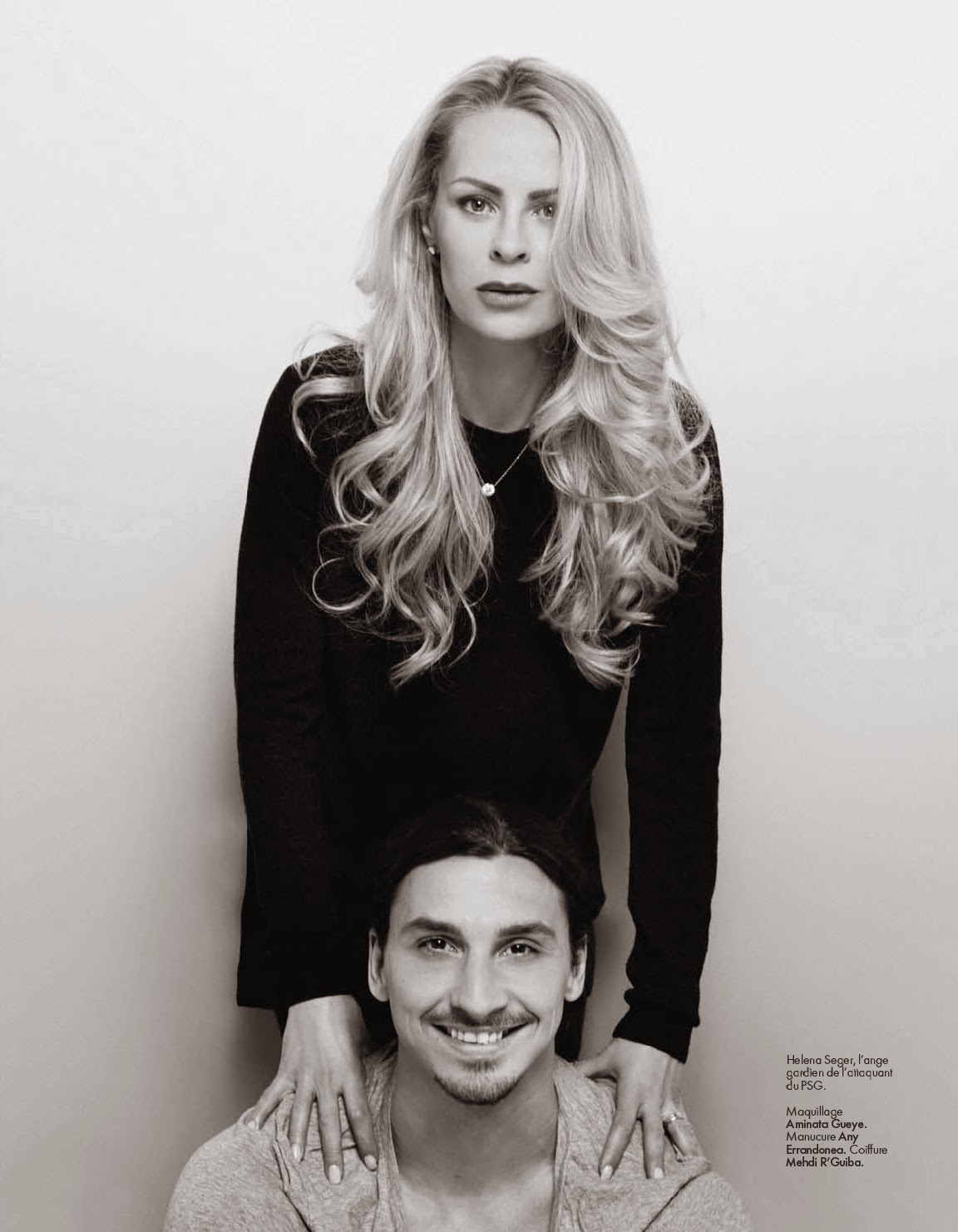 Fashion on the Couch: Editorial Elle Man France #2 Feat ...