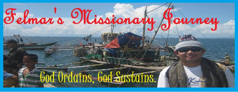 Felmar&#39;s Missionary Journey