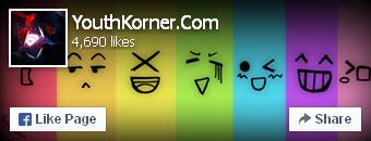 Youthkorner.com - Facebook Page