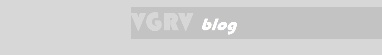 VGRV blog
