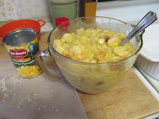 Pineapple Stuffing Mix