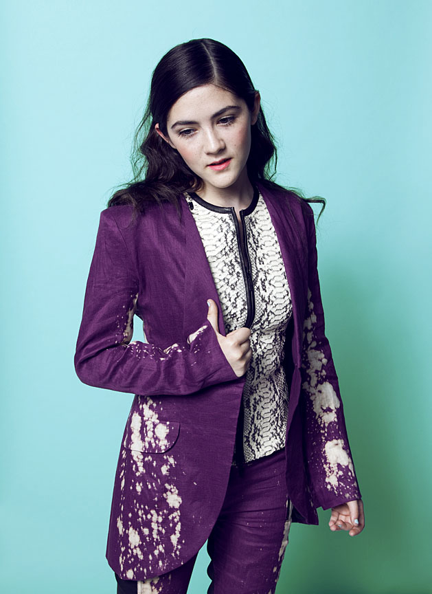 Isabelle Fuhrman For Bullett Magazine /