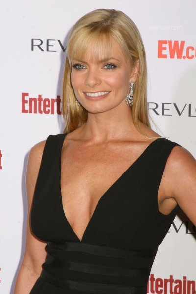Jaime Pressly Fight